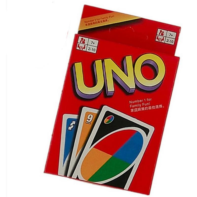 UNO card game poker