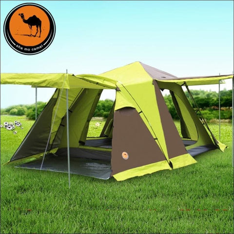 4 Person Double Layer Waterproof/snowproof Tent.- ULTRABEAST FITNESS