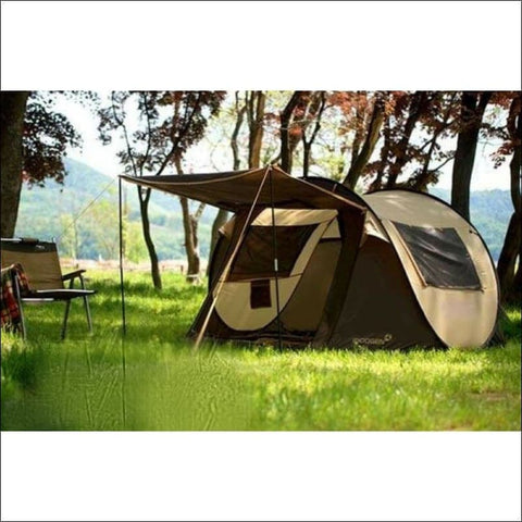 4 person-Instant Popup tent with Door Pole- ULTRABEAST FITNESS