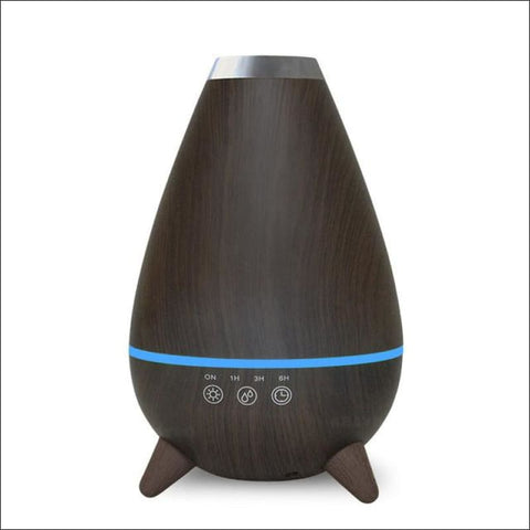 Image of 400ml LEDLight Ultrasonic Air Humidifier and aromatherapy device- ULTRABEAST FITNESS