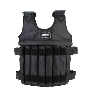 20kg/50kg Loading Weighted Vest For Boxing Training Workout regimens