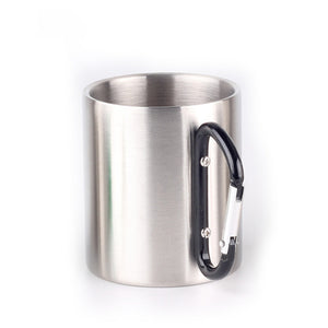 Open image in slideshow, Stainless Steel Double Walled Mugs.