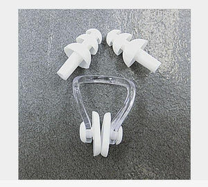 Open image in slideshow, Swimming Nose Clip & Earplug