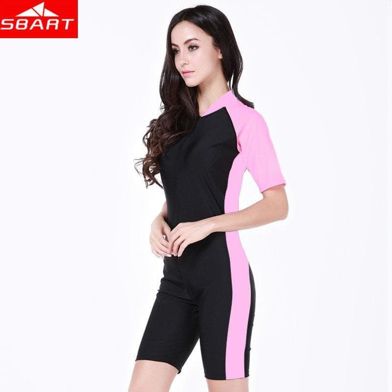 Anti-UV Lycra Short Sleeve wetsuit