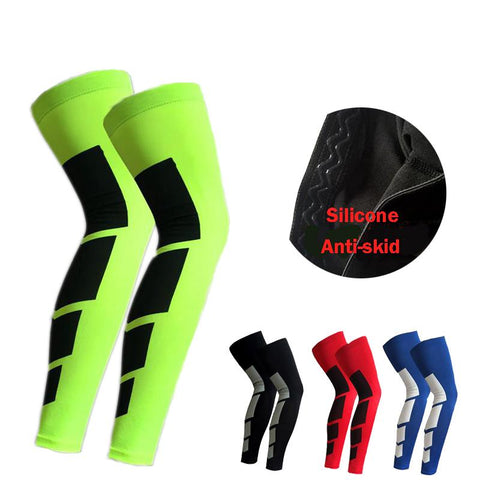 Silicone Leg Compression Sleeve