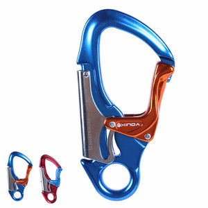 Outdoor Rock Climbing Carabiner 30KN safety hook