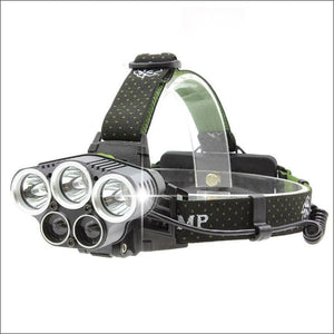8000 Lumens Ultra Bright LED Headlamp- ULTRABEAST FITNESS