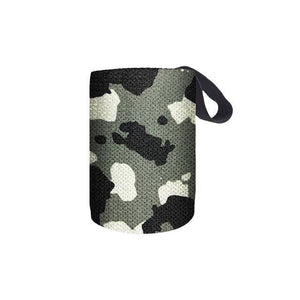 1 Pair  Camouflage nylon Weightlifting wristband
