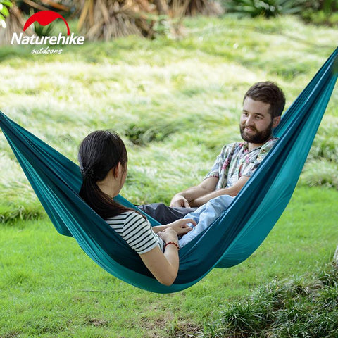 Outdoor portable Hammock (double or single size)