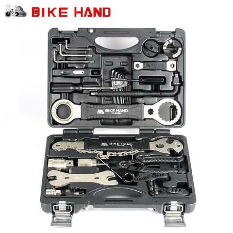 Image of 18 in 1 mountain bike Professional Tool Kit.- ULTRABEAST FITNESS