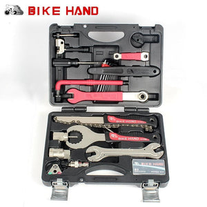 18 In 1 Multifunctional Bicycle Repair Tool Box Set- ULTRABEAST FITNESS