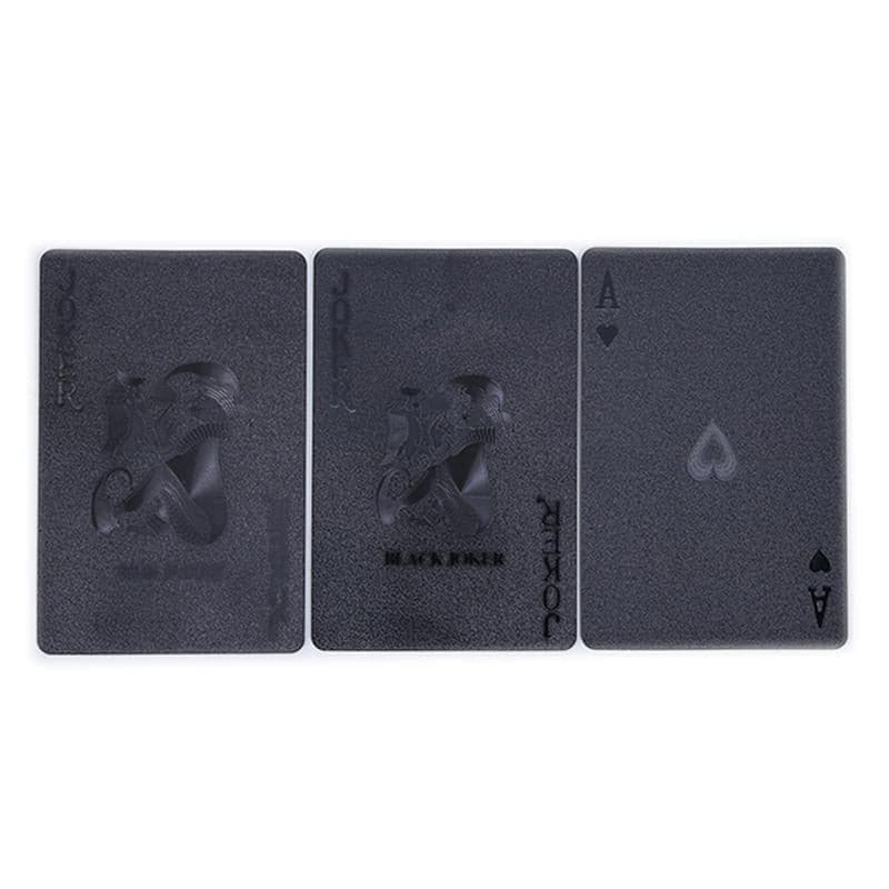 Waterproof Poker Novelty Collection Waterproof Playing Cards.