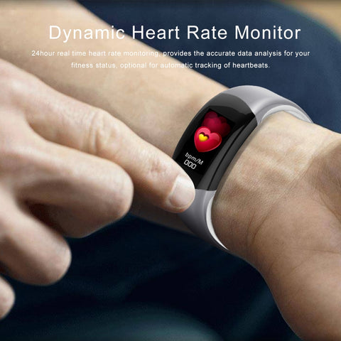 Image of Smart Heart Rate Monitor/Activity Tracker