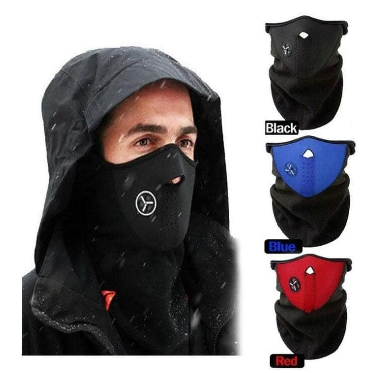 Windproof Cycling/Ski/Snowboard half face mask