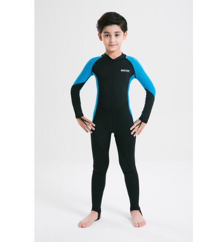 0.5mm Lycra Wetsuit Kids Swimsuit- ULTRABEAST FITNESS