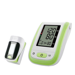 Blood Pressure Monitor Portable Fingertip Pulse Oximeter Pressure Gauge- ULTRABEAST FITNESS