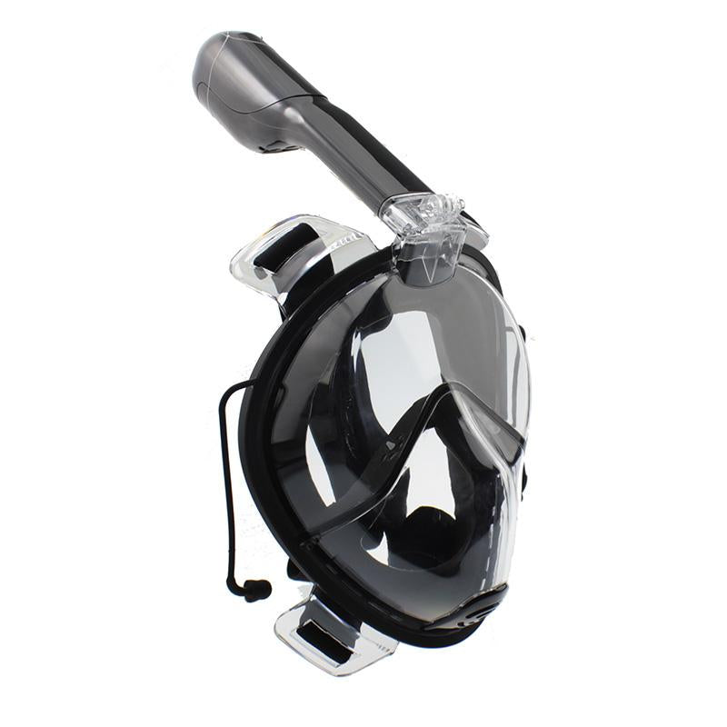 Underwater Scuba Anti Fog Full Face Diving Mask Snorkeling Set