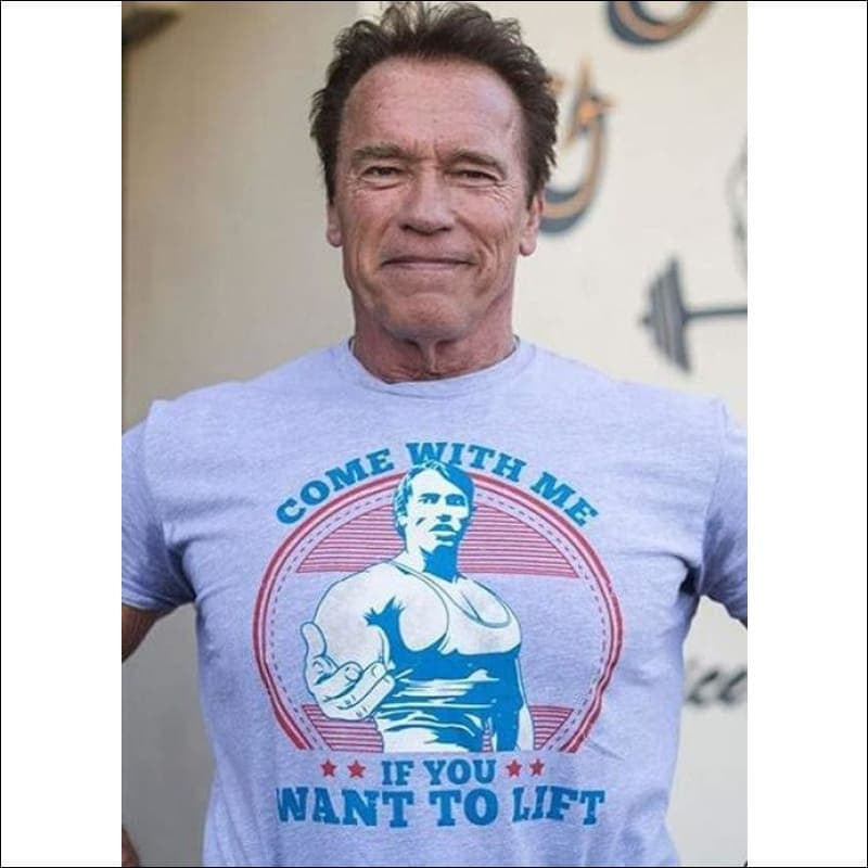 "Arnold Schwarzenegger's ""Come With Me If You Want- ULTRABEAST FITNESS"