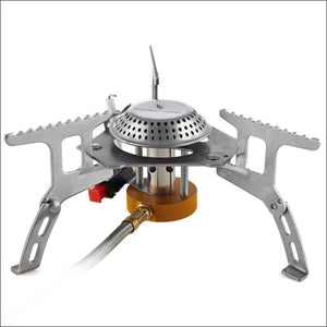 Boundless Voyage Outdoor Camping Gas Stove- ULTRABEAST FITNESS