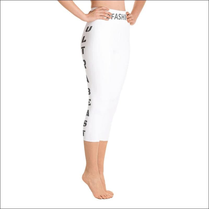 Capri yoga UBF Leggings- ULTRABEAST FITNESS