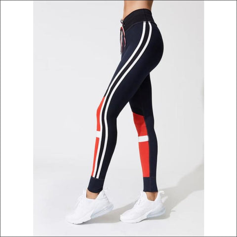 Color Blocked Yoga Pant- ULTRABEAST FITNESS