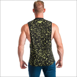 DELUXE SIDE CUT UNISEX TANK- ULTRABEAST FITNESS
