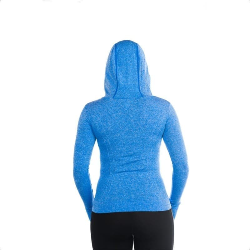 FLEX ELEMENT ZIPPER HOODIE- ULTRABEAST FITNESS