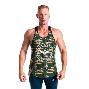 Open image in slideshow, FUSION 2 TONE STRINGER- ULTRABEAST FITNESS