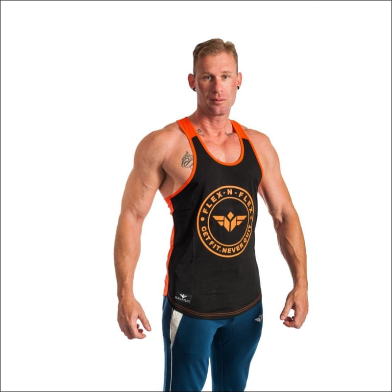 FUSION 2 TONE STRINGER- ULTRABEAST FITNESS