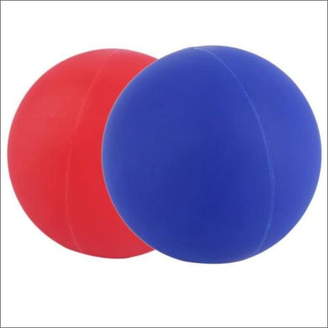 Image of Gel Reaction Elastic Massage Lacrosse yoga Ball- ULTRABEAST FITNESS
