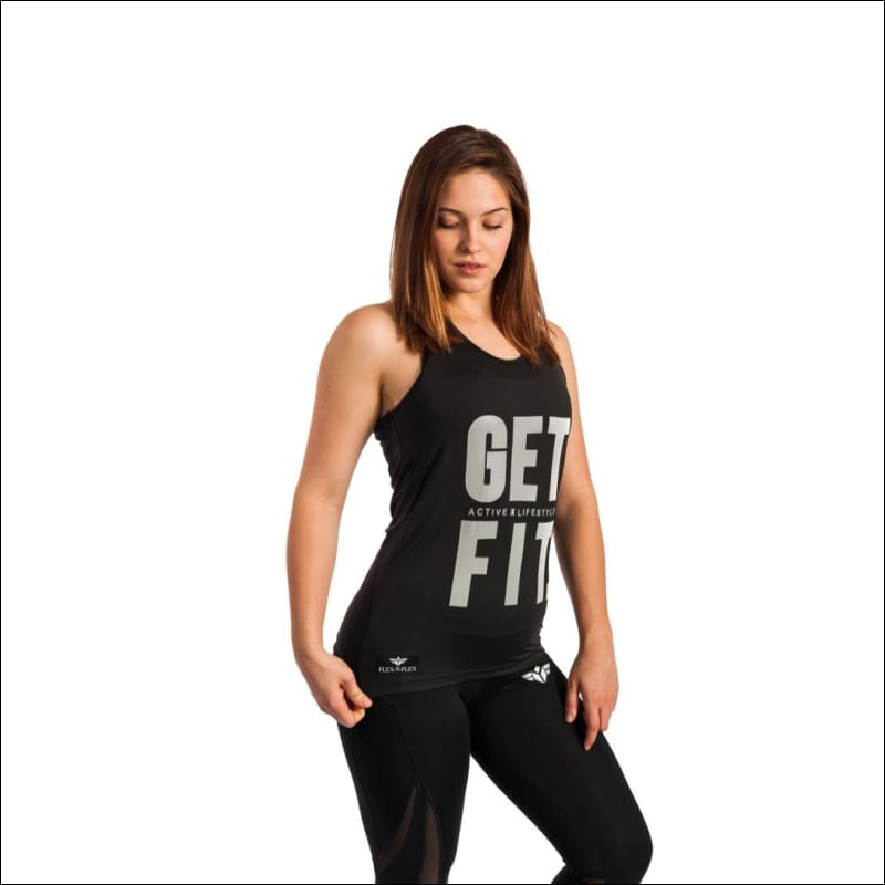 GET FIT TANK TOP- ULTRABEAST FITNESS