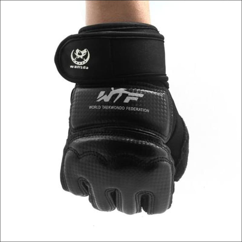 Half Finger Fight Boxing Gloves Leather Protector- ULTRABEAST FITNESS