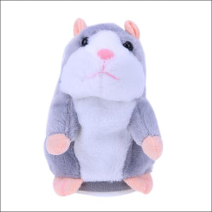 Open image in slideshow, Hamster Plush Speak Electronic Sound Toys- ULTRABEAST FITNESS