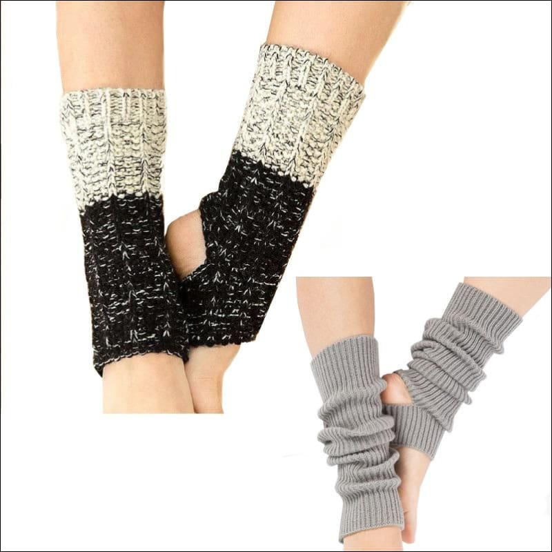 Knitted Leg Fitness Socks- ULTRABEAST FITNESS