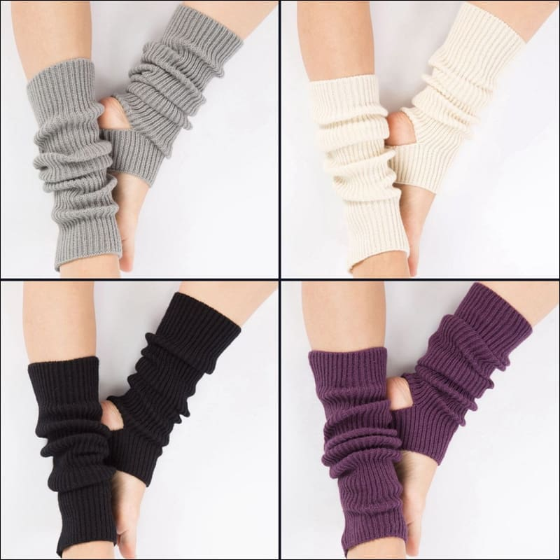 Long Section Knitted dance/Yoga Socks- ULTRABEAST FITNESS