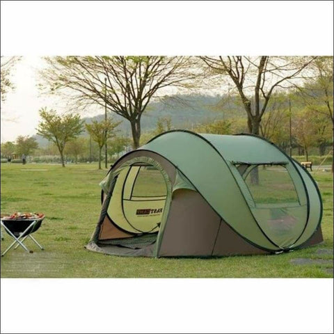 Image of Mega 5 persons-Instant Popup tent.- ULTRABEAST FITNESS