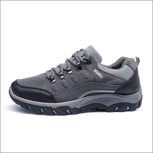 Men Outdoor Sneakers Sports Hiking Casual Waterproof Anti-Skidding Shoes- ULTRABEAST FITNESS