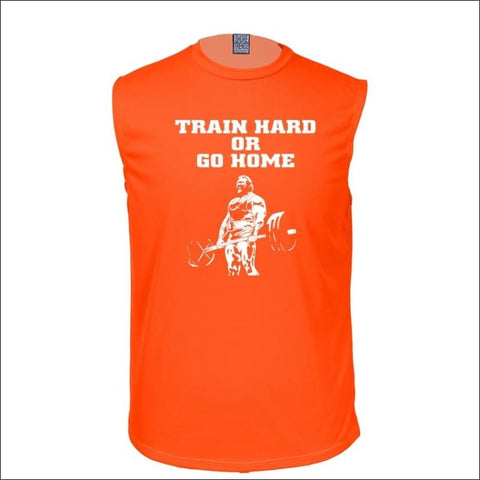 Image of Men's Dri Fit Train Hard or Go Home Sleeveless- ULTRABEAST FITNESS