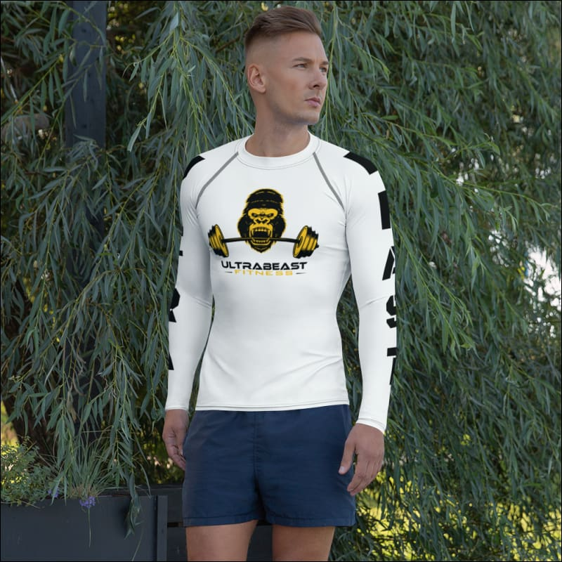 Men's Rash Guard- ULTRABEAST FITNESS
