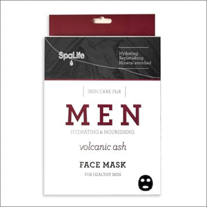 Open image in slideshow, Men's Volcanic Ash Facial Mask- ULTRABEAST FITNESS