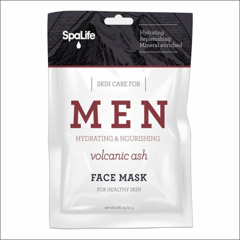 Image of Men's Volcanic Ash Facial Mask- ULTRABEAST FITNESS