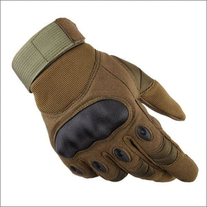 Military style  Mens tactical Armor Protection Shell Gloves- ULTRABEAST FITNESS