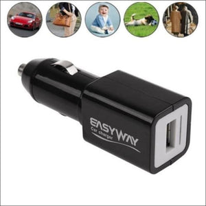 Mini Locator USB Car Charger LBS GPS Tracker- ULTRABEAST FITNESS
