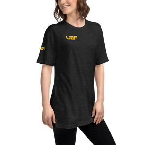 Open image in slideshow, Womens Tri-Blend Track Shirt