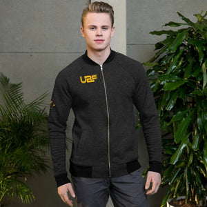 "Open image in slideshow, ""UBF"" Bomber Jacket- ULTRABEAST FITNESS"