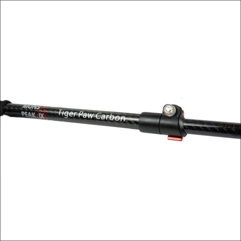 Image of Mons Peak IX Tiger Paw Carbon Trekking Poles- ULTRABEAST FITNESS
