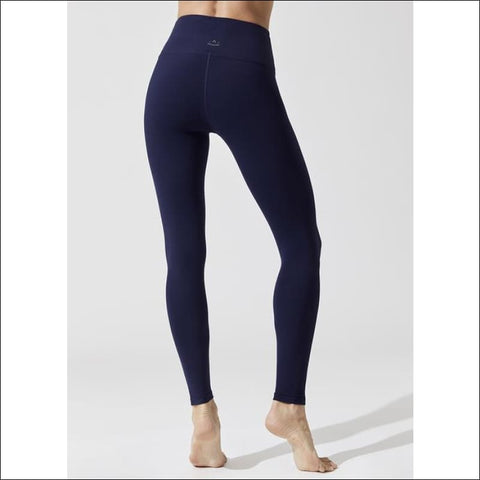 Image of Navy Blue color leggings- ULTRABEAST FITNESS