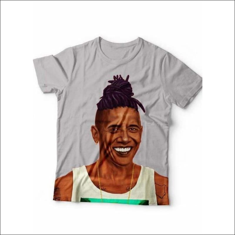 Obama T-Shirt- ULTRABEAST FITNESS