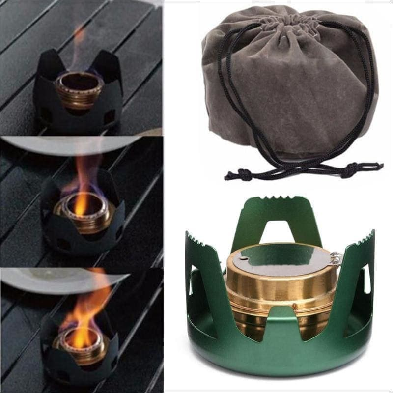 Outdoor Alcohol Stove- ULTRABEAST FITNESS