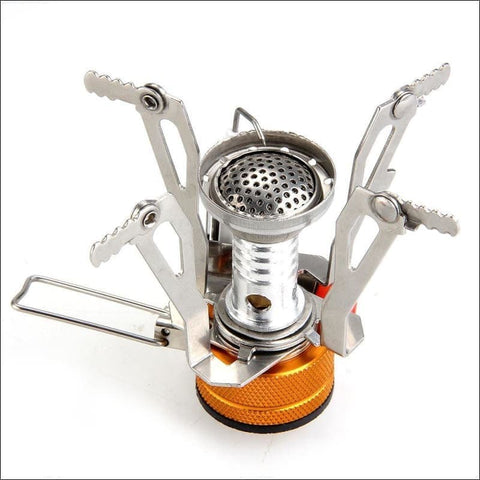Outdoor Cooking Foldable Canister Stove- ULTRABEAST FITNESS